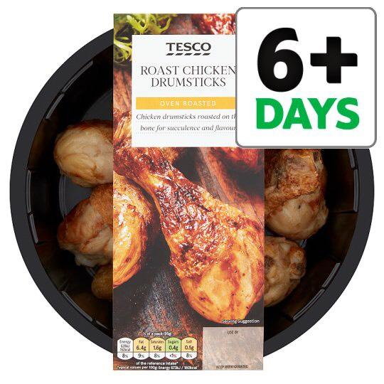 Tesco chicken drumsticks - £2