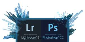 Adobe Early Black Friday Offer - Photoshop and Lightroom - £8.32pm