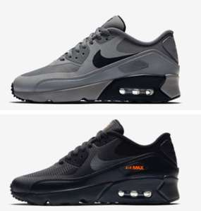 Nike Air Max 90 Ultra 2.0 Grey size 4, 5, 5.5 Black size 5.5 only @ Nike £37.03 with code Link isn't working see comments
