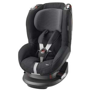 Maxi Cosi Tobi Car Seat - Black Raven - Free Delivery (pre-order) at Discount Baby Equip for £119