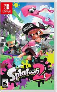 Splatoon 2 - Nintendo Switch @ Cex (Preowned) for £32