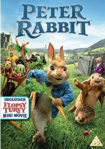 Peter Rabbit 4K Dolby Vision/Dolby Atmos £7.99 @ iTunes