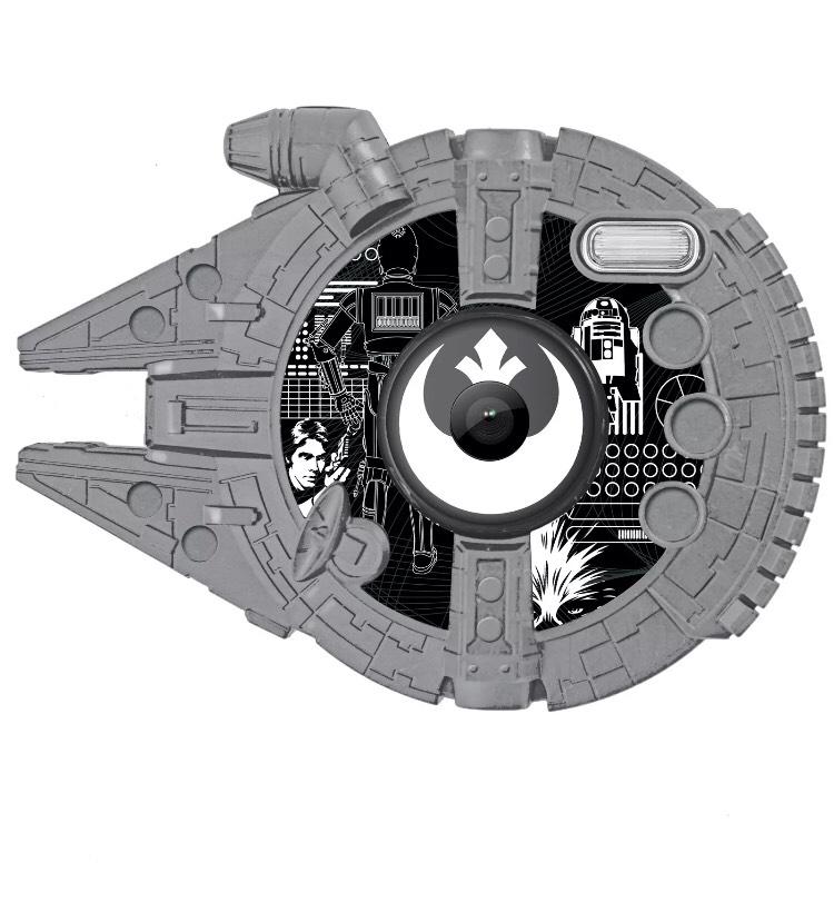 Lexibook Star Wars DJ140SW 5MP 16MB Built in Flash Digital Camera £7.99 delivered @ eBay Argos