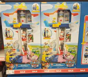 Paw Patrol Lookout Tower - £60 instore @ Asda