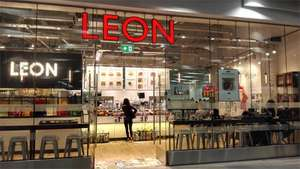 Join Leon Club and get 40% off after 5pm / free starter