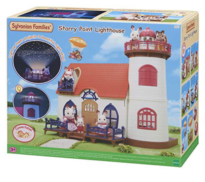 Sylvanian Families Starry Point Lighthouse @ Amazon £38.97