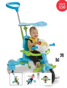 vtech Grow With Me 5-in-1 Trike @ Mothercare - £54.99 (using auto £5 discount)