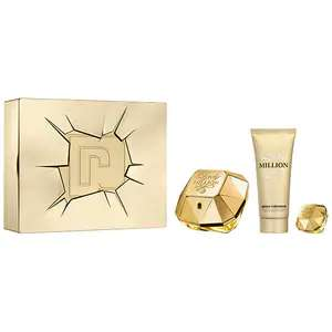 PACO RABANNE - LADY MILLION Eau de Parfum 80ml Gift Set for her £64 Delivered @ ThePerfumeShop