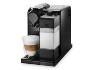 Nespresso EN550.BM Lattissima Touch Automatic Coffee Machine, Matt Black @ Amazon