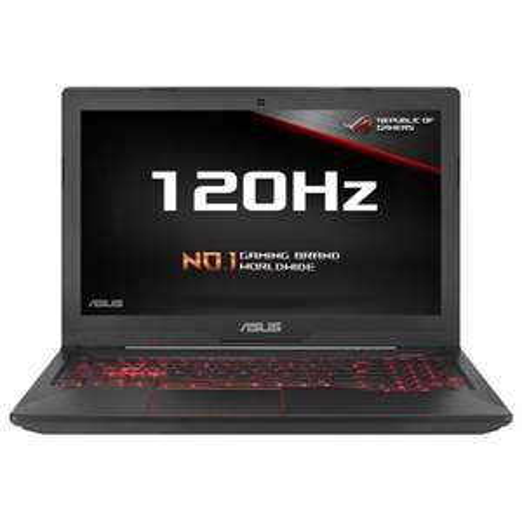 "Asus FX503VM Nvidia GTX 1060 3GB GDDR5, 15.6"" 120HZ, I5-7300HQ Gaming Laptop + Free Gifts £749.99 Overclockers"