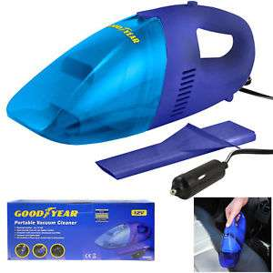 15% off Goodyear and Dekton tools with code eg Goodyear 12V vacuum £8.49 delivered with code more in post @ eBay sold by thinkprice