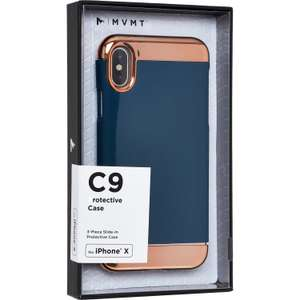 MVMT 3-Piece Slide-In Protective Case For iPhone X - £6.99 (£3.99 Del / £1.99 C&C) at TK Maxx