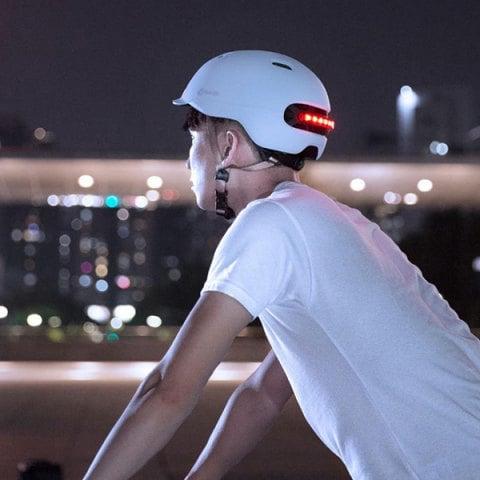 Xiaomi Smart 4u Smart Bicycle Helmet £24.27 Delivered with code @ Dresslily