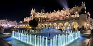 Krakow, Poland 2-3 Nights 4* Stay Hotel Stay With Flights & Auschwitz Memorial and Museum Tour from £89 @ GoGroopie