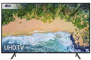 Samsung UE65NU7100 65-Inch 4K Ultra HD Certified HDR Smart TV £701.30 @ Amazon