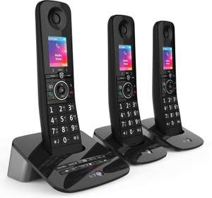 3 pack BT Premium Cordless Home Phone with 100% Nuisance Call Blocking