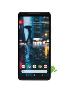 Grade B Google Pixel 2 XL Black & White 64GB 4G Unlocked & SIM Free £299.97 (£285.97with which trial) + Free collection @ Appliances  Direct