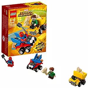 LEGO UK - 76089 Marvel Super Heroes Mighty Micros: Scarlet Spider versus Sandman was £8.99 now £4.99 Amazon Add on Item