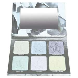Jeffree star skin frost pro palette down to £24.50 with free delivery on beauty bay