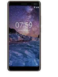 SIM Free Nokia 7 Plus 6 Inch 24MP 64GB 4GB 4G Mobile Phone - Black/CopperRefurbished With a 12 Month Argos Guarantee £212.99 @ Argos Ebay