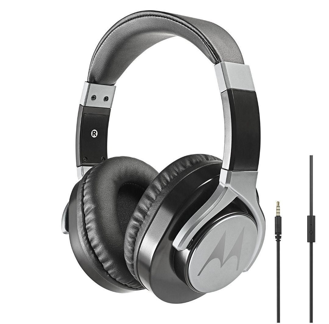 Motorola Pulse Max Headphones Black £14.97 @ Appliances Direct (Free Collection From Leeds)