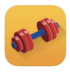 Daily Strength Weight Training iOS FREE was £9.99