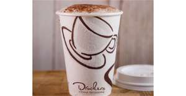 FREE hot drink from Druckers in Birmingham Bullring