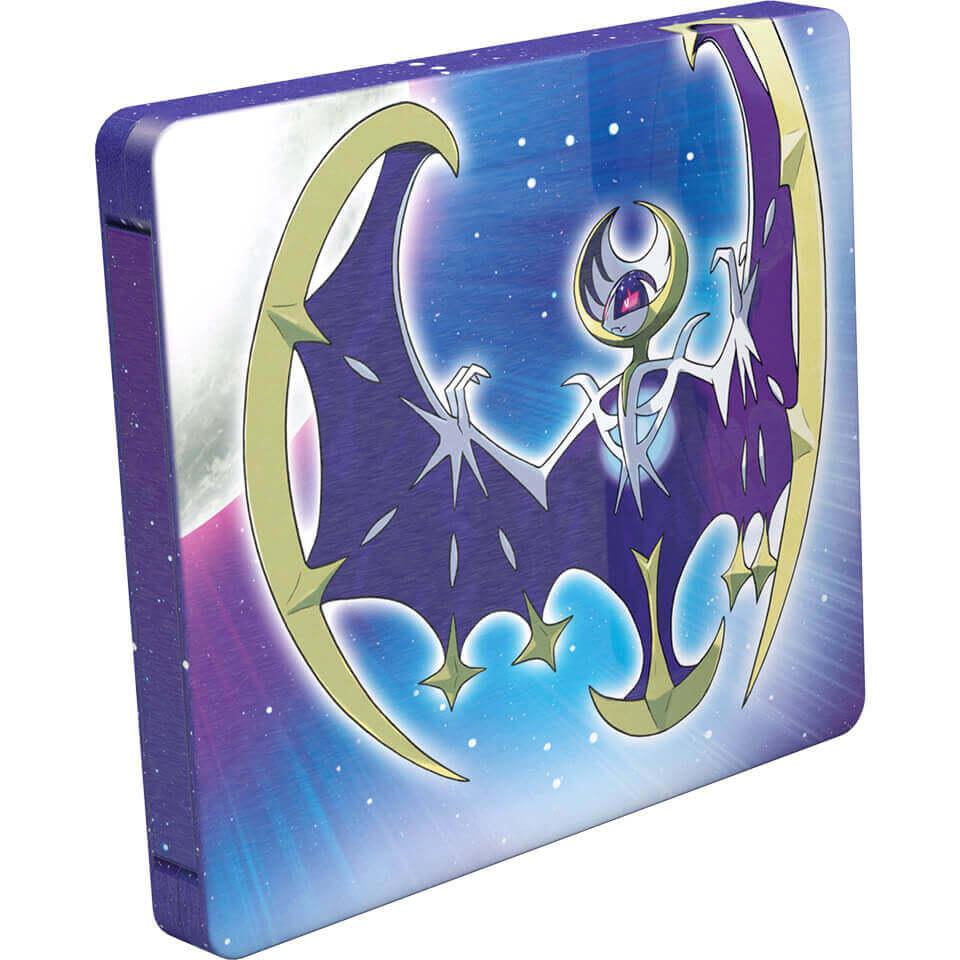 Pokémon Moon Fan Edition Steelbook Nintendo 3DS £18.69 + 99p postage @ Zavvi