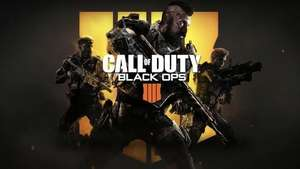 Call of Duty Black ops 4 £41.99 for ps plus subscribers at PSN