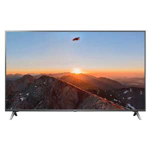 "LG 55SK8000PLB 55"" Smart 4K UHD TV - Freeview Play £639 with code @ Hughes"