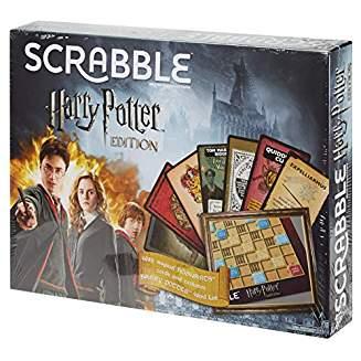 Harry Potter Scrabble was £29.99 now £21.79 @ Amazon