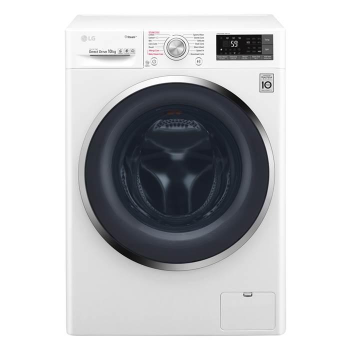 LG F4J7JY2W 10kg Steam + Turbowash Washing machine £455 w/code BF40 / Zanussi 10Kg 1400 Spin washer £280 w/code BFKA15 @ Co-op Electrical