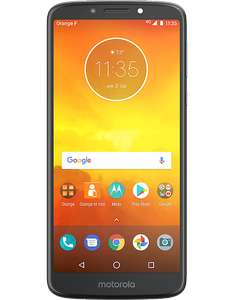 Moto E5 16GB Flash Grey - Unlocked - £59 with 1 month Vodafone contract at £13pm @ Carphone Warehouse
