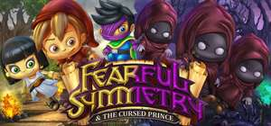 Fearful Symmetry & The Cursed Prince £0.71 @ Steam (also on deals with gold as an xbox play anywhere game)