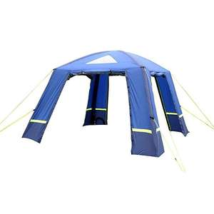 Berghaus air event shelter £198.48 Amazon  sold by Blacks.