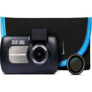 NEXTBASE 212 Lite 1080p Full HD DVR Dash Cam with Carry Case & Polarising Lens Bundle now £59 @ Currys