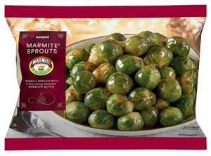 Marmite Sprouts are an actual thing! Just £1.50 @ Iceland from 19/11