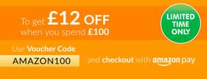 £12 off a £100 spend with Amazon Pay includes LOL, Lego and Advent Calenders @ The Entertainer