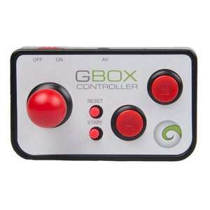 Gbox Retro Video Games Console Only £8.99 @ MyMemory