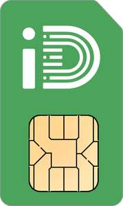 ID MOBILE - Sim Only - Unlimited Minutes & Texts, 10GB  data for only £13.00 month with uSwitch