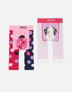 Joules Lively Leggings in Dalmatian was £14.95 now £6.95 delivered @ Joules on Ebay