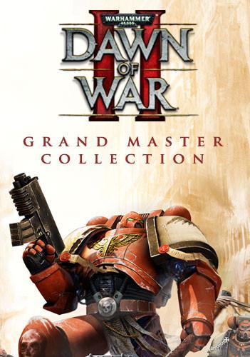 [STEAM] Warhammer 40,000: Dawn of War II - Grand Master Collection - £11.99 (Windows / Mac OS X / SteamOS + Linux) @ GamesPlanet