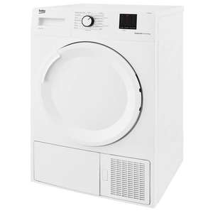 Beko 7Kg A+ Heat Pump Tumble Dryer in White DTBP7001W - £249 down from £319