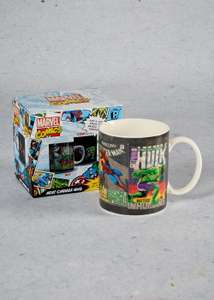 Marvel Heat Changing Mug @ Matalan now £5.25 (Free C&C)