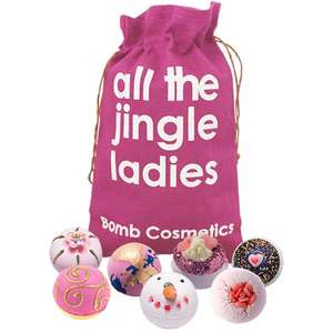 Bomb Cosmetics 30% off RRP and free delivery @ Justmylook