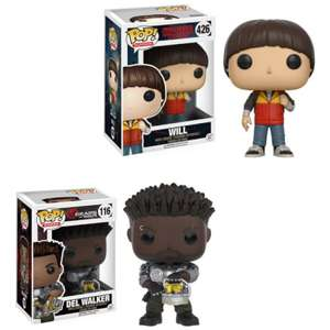 3 for 2 on Funko Pop! Figures - Prices on Vinyls start at £20.97 for 3 (incl del) @ Zavvi