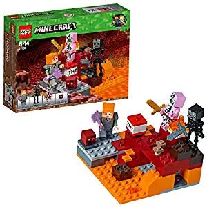 LEGO Minecraft 21139 The Nether Fight Construction Toy & 21138 Minecraft Melon Farm sets  £9.44 each (Prime) £13.93 (Non Prime) @ Amazon.