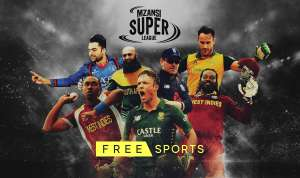 Mzansi Super League T20 Cricket LIVE & FREE from Wed 20th Nov @ Freesports.tv