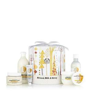 Almond Milk & Honey Ultimate Collection @ The Body Shop £30 Delivered