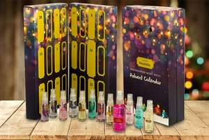 24-Day Body Mist Advent Calendar Only £14.99 / £16.98 delivered @ Groupon